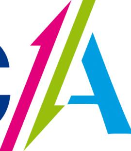 het beeldmerk of logo van het CAK centraal administratie kantoor